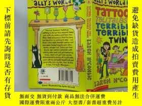 二手書博民逛書店Tattoos,罕見Telltales and Terrible, Terrible Twins:紋身,告密者和可