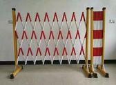 安全絕緣施工 玻璃鋼圓管式伸縮圍欄 可移動式隔離帶圍擋 防護欄