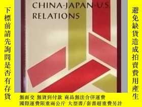 二手書博民逛書店英文原版罕見New Dimensions of China-Ja