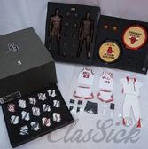 【現貨折後價$17800】ENTERBAY 1/6 NBA 芝加哥公牛隊 Michael Jordan 主場終極版 可動人偶