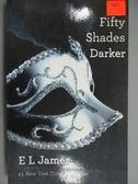 【書寶二手書T5/原文小說_KHL】Fifty Shades Darker 2_E L James