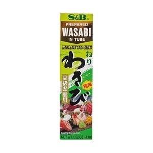 【美佐子MISAKO】日韓食材系列-S&B 西洋山葵醬 43g