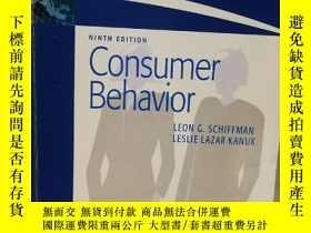二手書博民逛書店皮爾遜國際版罕見消費者行為第九版 CONSUMER BEHAVIORY23715 如圖 如圖