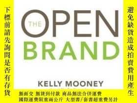 二手書博民逛書店The罕見Open BrandY256260 Kelly Mooney New Riders Press 出