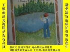 二手書博民逛書店原版英文書《罕見The Long Ago Lake 》by Ma