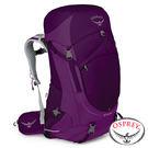 【美國 OSPREY】SIRRUS 24 透氣 健行背包24L『秋天紫』10000829