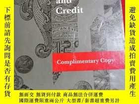 二手書博民逛書店Money罕見Banking and Credit(貨幣銀行與信貸)(書內有畫線)Y274894 本社 本社
