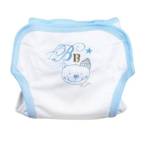 奇哥 貓咪透氣尿褲 6個月/藍 149元(現貨售完為止)