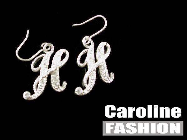 《Caroline》★奧地利施華洛世奇水晶時尚耳環17519
