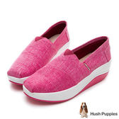 Hush Puppies Cormorant 直套式懶人鞋-紅
