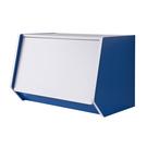 空櫃 整理箱 置物櫃【收納屋】艾莉絲加大掀門櫃-雙色可選& DIY組合傢俱