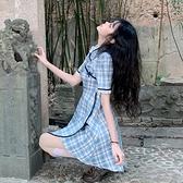 小禮服 改良旗袍2021新款夏季年輕款訂婚連身裙小個子女伴娘禮服宴會氣質 非凡小鋪 新品