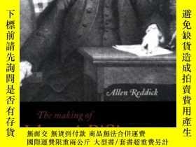 二手書博民逛書店The罕見Making Of Johnson s Dictionary 1746-1773Y255562 Al