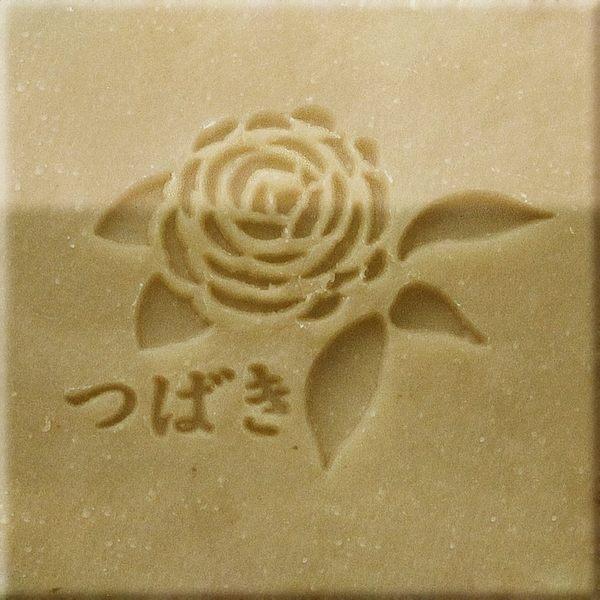 【香草工房】 風格皂章~A076 椿-山茶花