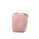 KANGOL 側背包 手提 方包 粉紅色 6055301241 noC33