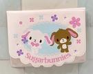 【震撼精品百貨】Sugarbunnies 蜜糖邦尼~三麗鷗蜜糖邦尼~OK絆附套-花*71099