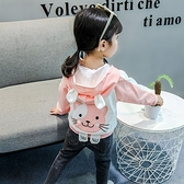 女童外套 兒童新款外套春秋季女寶寶開衫衣服薄款女童秋裝風衣洋氣公主-Ballet朵朵