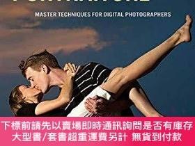 二手書博民逛書店Engagement罕見Portraiture: Master Techniques for Digital Ph