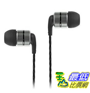 [美國直購] SoundMAGIC E80 Reference Series Flagship Noise Isolating In-Ear Headphones with Comply Ear Tips (Gunmetal) 耳機