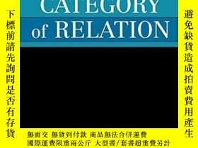 二手書博民逛書店Aristotle罕見On The Category Of RelationY256260 Pamela M.