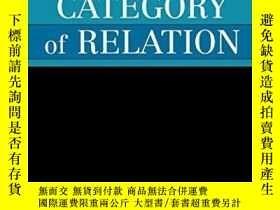 二手書博民逛書店Aristotle罕見On The Category Of RelationY256260 Pamela M.