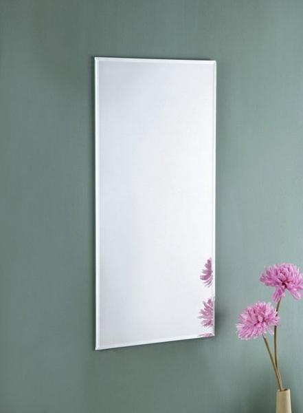 【中華批發網DIY家具】寬30無框斜邊壁鏡 掛鏡 全身鏡【型號MR3065 】送雙面泡棉膠