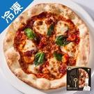 金品瑪格利特水牛乳酪8吋比薩200g【愛買冷凍】
