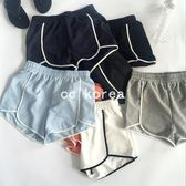 修飾臀型居家運動短褲 CC KOREA ~ Q17266