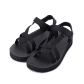 TEVA V字厚底涼鞋 黑 TV1106853BLK 女鞋