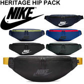 現貨 NIKE Heritage Hip BAG BA5750-013 黑 黃 大勾 腰包