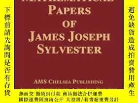二手書博民逛書店【罕見】 The Collected Mathematical Papers Of James Joseph Sy