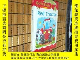 二手書博民逛書店Red罕見Tractor【精裝】16開Y186213 Gold