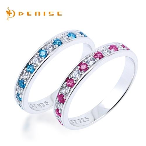 特價 925純銀「幸運降臨」銀飾戒指