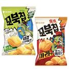 韓國 好麗友 烏龜玉米脆餅 80g【美日多多】