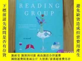 二手書博民逛書店The罕見Reading Group《讀書會》【英文原版,伊莉莎