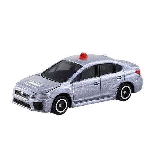 TOMICA 小車 2 速霸陸 WRX S4 警車 TOYeGO 玩具e哥
