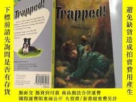 二手書博民逛書店trapped罕見malachy doyle 被困馬拉奇道爾Y200392