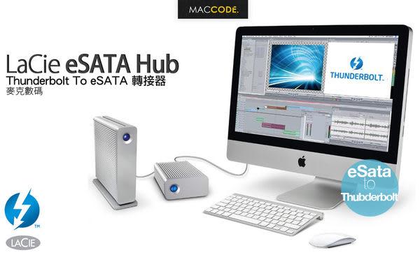 Lacie eSATA Hub Thunderbolt To eSATA 擴充 轉接器 免運費