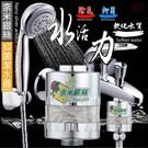 金德恩 台灣製造 衛浴用銀離子活性除臭除氯潔水器/SGS/Ag+/TUV/環保/Nano-Silver