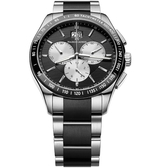 Maurice Lacroix Miros瑞士石英計時運動流行家腕錶/MI1028-SS002-331