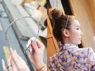 【櫻桃飾品】 精緻水鑽麻花造型細版髮箍 ...