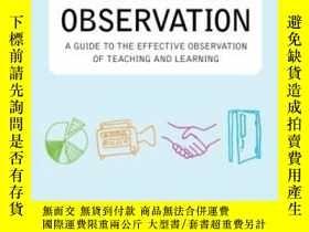 二手書博民逛書店Classroom罕見Observation: A Guide