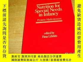 二手書博民逛書店Nutrition罕見for Special Needs in