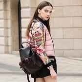 羽絨外套 短款-春冬歐洲修身顯瘦女外套3色72i5【巴黎精品】