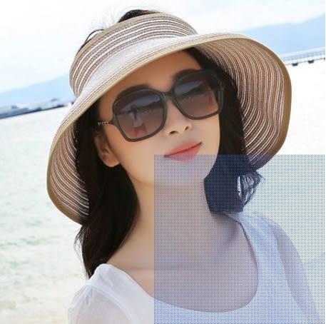 [協貿國際]  女士夏日可折疊防曬遮陽帽 (1入)