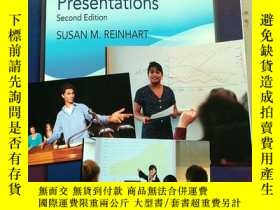 二手書博民逛書店Giving罕見ACADEMC Presentations second editionY396538 SUS