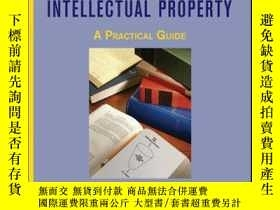 二手書博民逛書店Writing罕見Chemistry Patents and Intellectual Property: A P