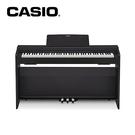 【敦煌樂器】CASIO PX870 BK 88鍵電鋼琴 沉穩黑色款