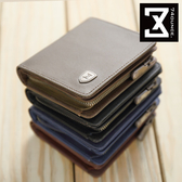 74盎司 FIT時尚系列- 側拉零錢短夾 [N-509]