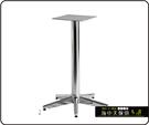 {{ 海中天休閒傢俱廣場 }} C-99 摩登時尚 餐桌腳系列 484-18 鋼管餐桌腳/電鍍腳